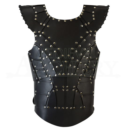 Dark Rogue Leather Armor Without Hood