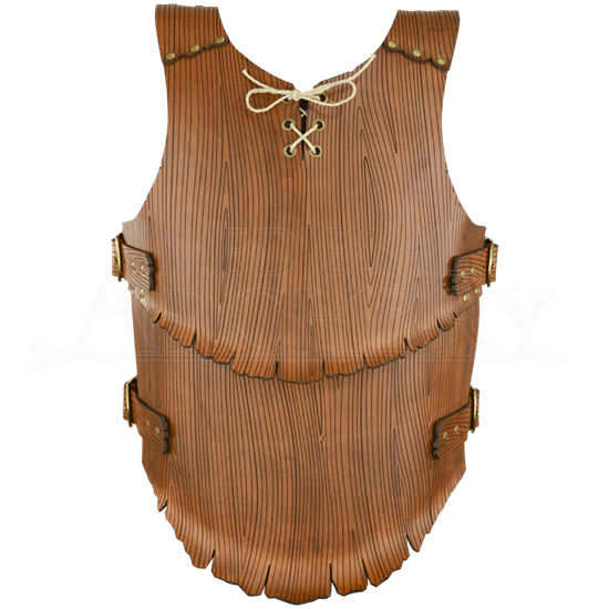Woodland Leather Body Armour