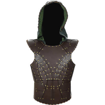 Woodland Ranger Leather Armour