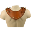 Solomon Leather Gorget