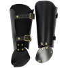 Squire's Leather Demi-Gauntlets