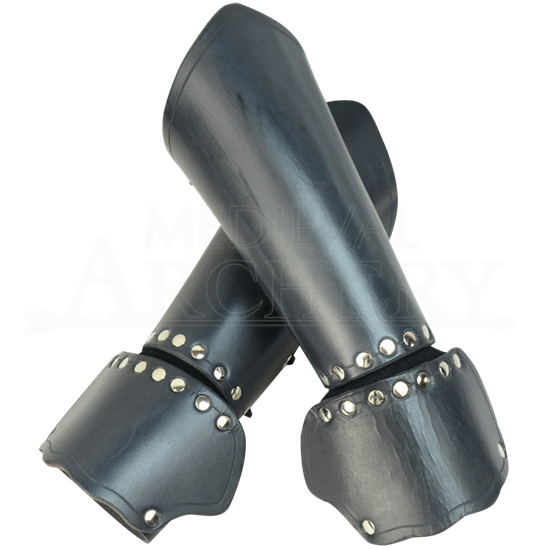 Warriors Leather Demi-Gauntlets