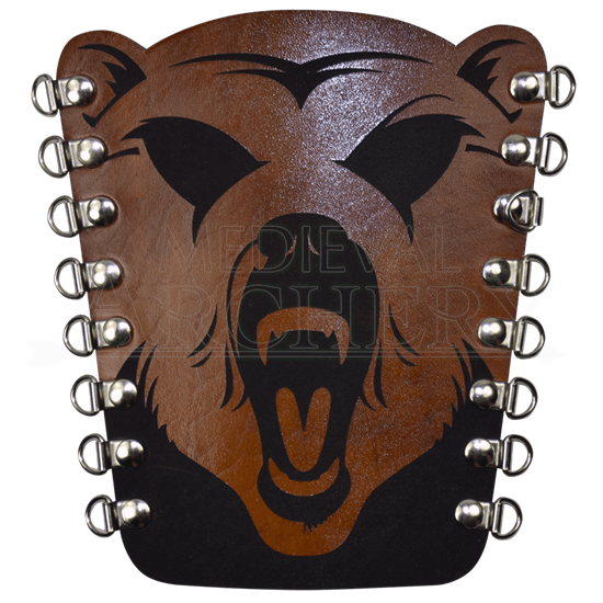 Roaring Bear Archers Arm Guard