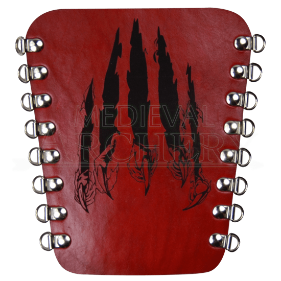 Clawed Up Archers Arm Guard