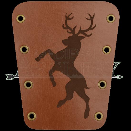Regal Stag Archers Arm Guard