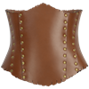 Ragged Edge Womens Corset