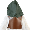 Woodland Bolero Jacket with Hood