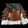 Hooded Woodland Bolero Jacket with Pauldrons