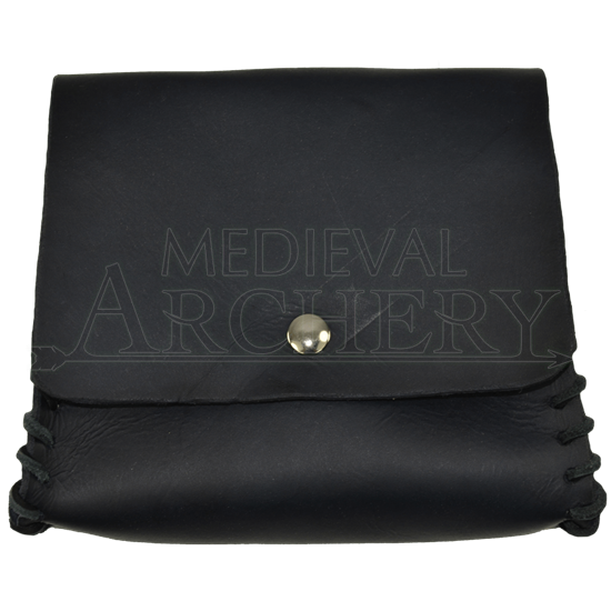 Classic Medieval Leather Pouch