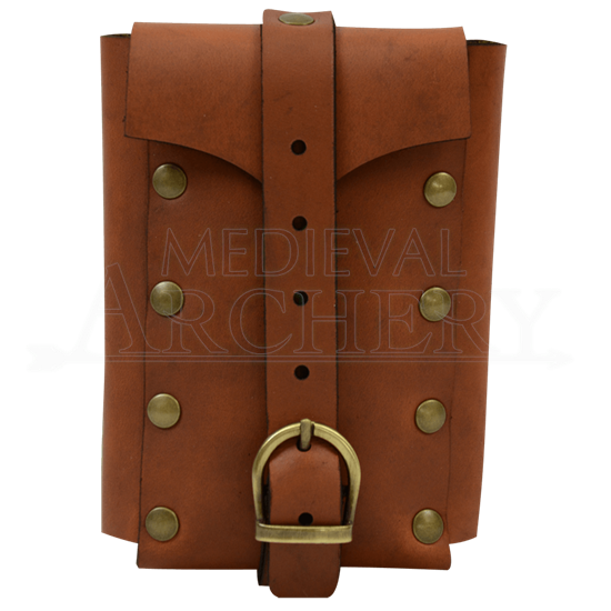Large Adventurers Medieval Belt Pouch