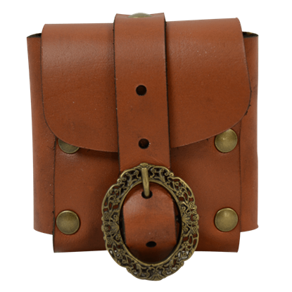 Small Nobles Leather Belt Pouch