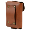 Medium Nobles Leather Belt Pouch
