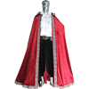 Knights Hooded Cloak