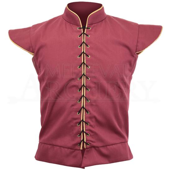 Cotton Twill Renaissance Doublet
