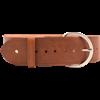 Simple Studded Wide Buckle Belt