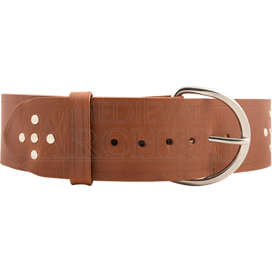 Crusaders Wide Waist Belt