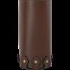 Simple Leather Bottle Holder