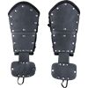 Quintus Leather Bracers - Premium Version