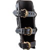 Geralt Bracer with Throwing Dagger Holder