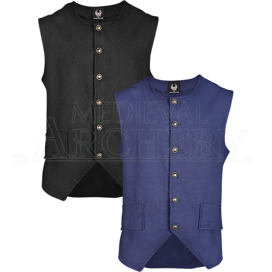 Fletcher Canvas Vest