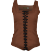 Ursula Canvas Bodice