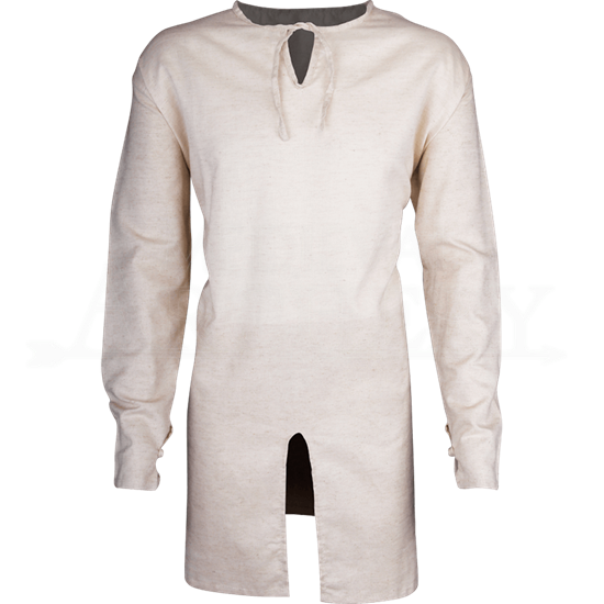 Wolfram Linen Tunic
