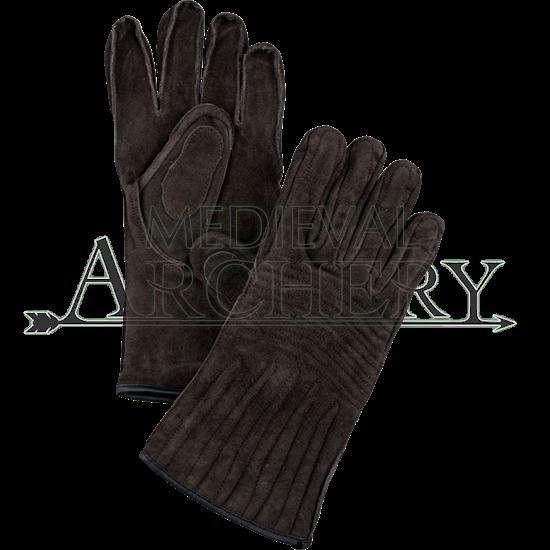 Clemens Suede Gloves