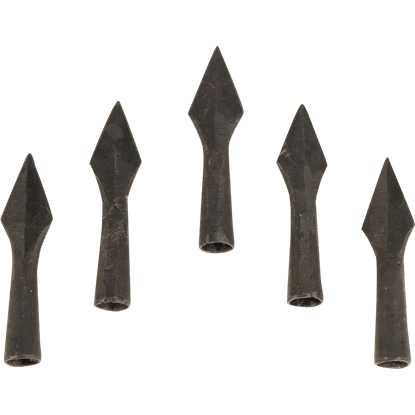 Anglo Saxon Arrowhead Five Pack