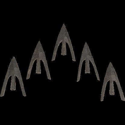 Swallowtail Arrowhead Five Pack