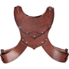 Alistair Leather Gorget