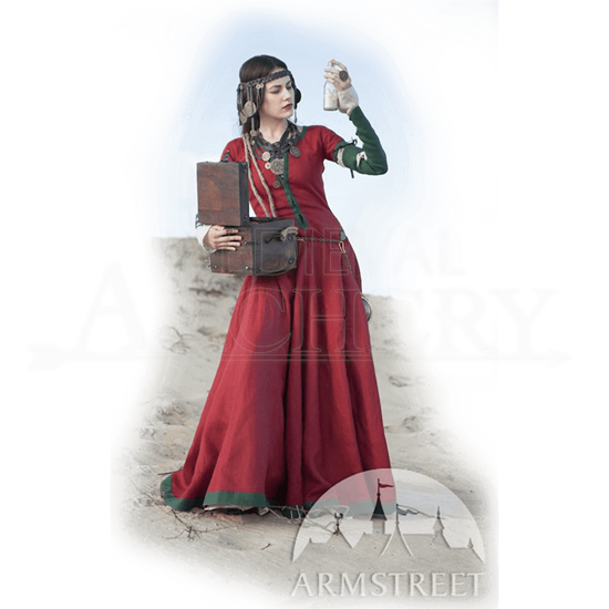 The Alchemists Daughter Dress