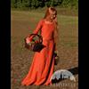 Red Elise Tunic Dress