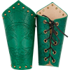 Tree of Life Leather Arm Bracers