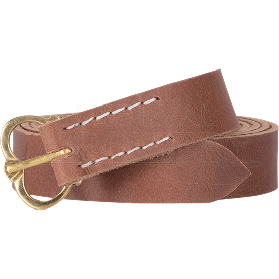 Santiago Leather Belt