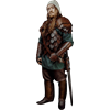 Hektor Leather Scale Armour