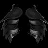 Alistair Leather Spaulders