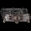 Luthor Leather Belt