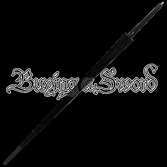 Black Longsword Blade