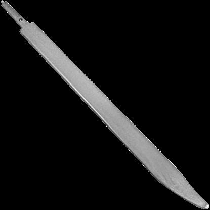 Silver Messer Blade