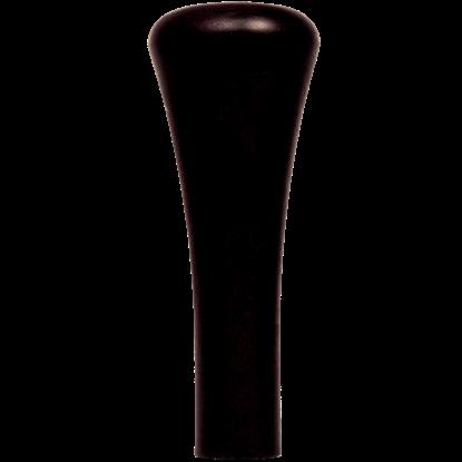 Long Black Longsword Pommel