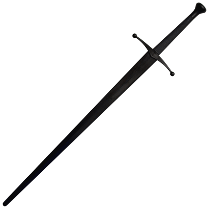 Xtreme Synthetic Sparring Longsword Black Blade