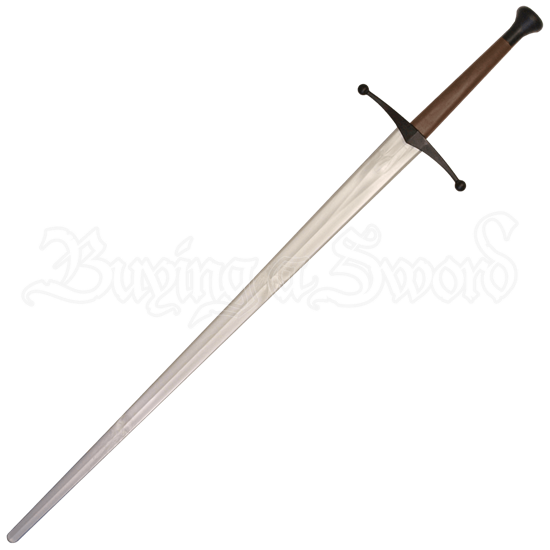 Xtreme Synthetic Sparring Longsword Silver Blade