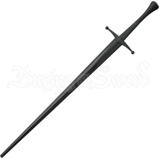 Black Sparring Bastard Sword