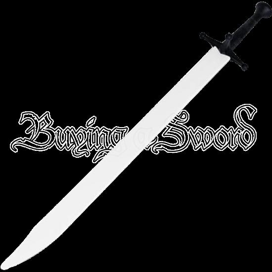 White Blade Sparring Messer