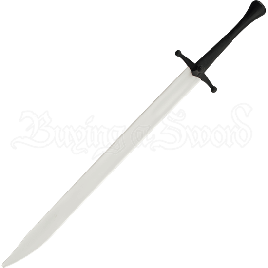 White Blade Two Handed Sparring Messer