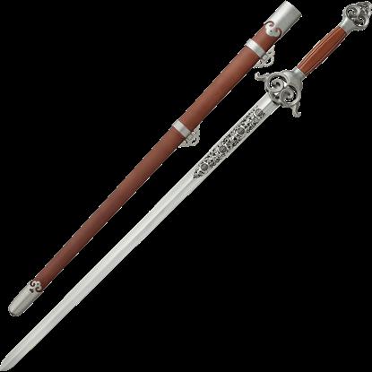 Kung Fu Jian Sword