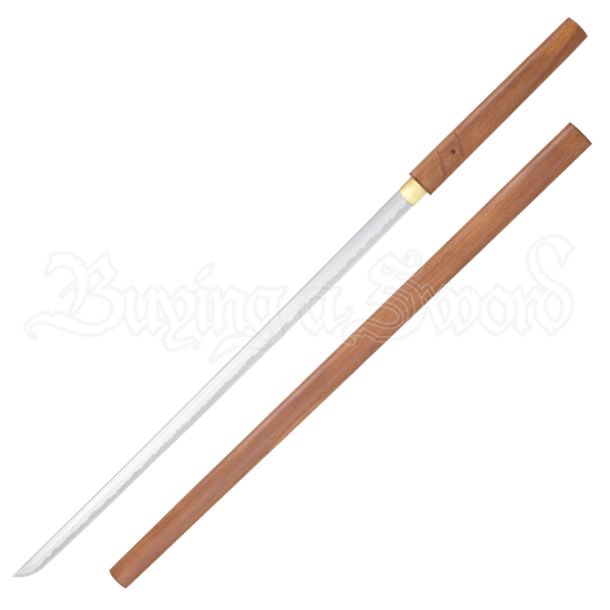 Zatoichi Stick Sword Folded