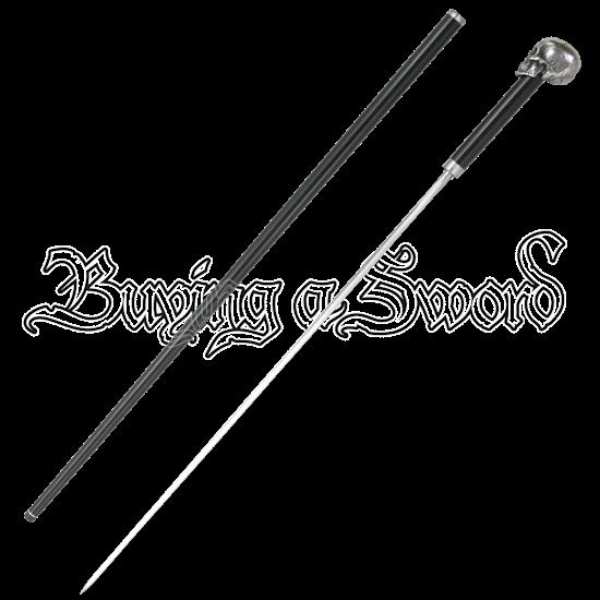 Skull Sword Cane
