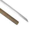 Wood Handled Zatoichi Stick Sword
