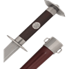 Middle Ages Rondel Dagger